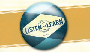 Listen and Learn - Journey Christian Church