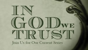 In God We Trust current series graphic